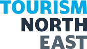 Tourism North East logo
